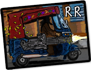 Raging Rickshaw Forum